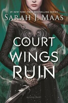 $20.18 • Buy A Court Of Wings And Ruin By Sarah J Maas: New