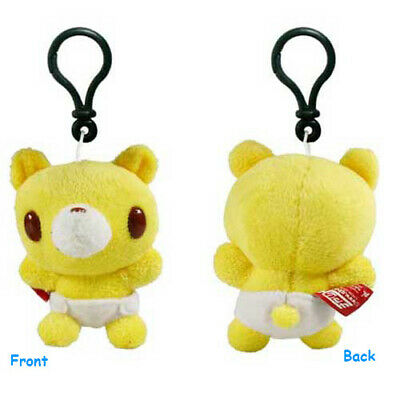 £8.69 • Buy Gloomy Bear Yellow Plush Doll W/ Backpack Clip Chax Licensed NEW