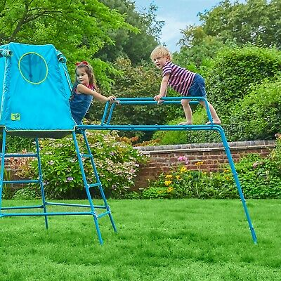 £99.99 • Buy Kids TP Jungle Run Bridge Ramp For Climbing And Swinging With Adjustable Height