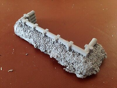 £4.95 • Buy WARGAMES 15mm RESIN LOG DUG IN MARKER EMPLACEMENTS X 5 Large