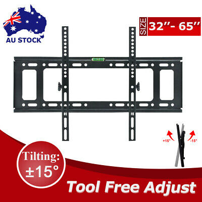 AU18.39 • Buy TV Wall Mount Bracket Tilt Slim LCD LED VESA 32 40 42 47 50 55 60 62 65 Inch AU