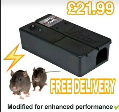£21.99 • Buy Victor Professional Electronic Mouse Trap