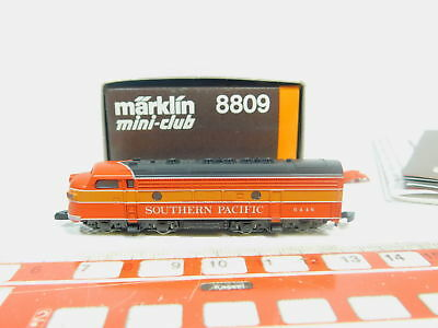 AU216.98 • Buy BP270-0, 5 # Märklin Mini Club Z Gauge / Dc 8809 US Usa-Diesel Sp 6446,