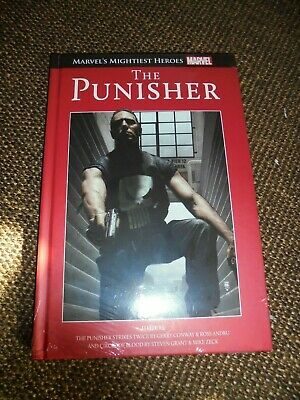 Marvel - THE PUNISHER - Marvel Mightiest Heroes Graphic Novel Collection  • 7.99£