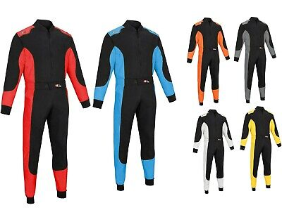 £37.99 • Buy NEW Karting/Race/Rally Suits (overall) Adult Poly Cotton  Excellent Quality