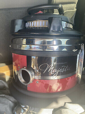 $1350 • Buy FILTER QUEEN MAJESTIC VACUUM New Unit. + WAND GREAT CONDITION RUNS PERFE
