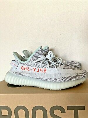 $ CDN651.76 • Buy Adidas Yeezy Boost 350 V2 B37571 Size 11.5 And Size 9.5 Blue Tint New In Box
