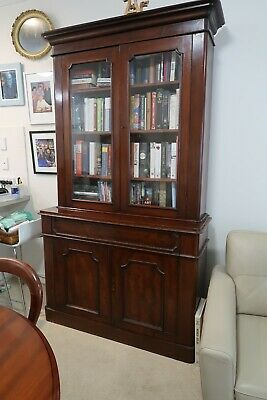 AU1000 • Buy Antique Mahogany Bookcase