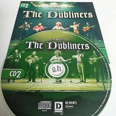£1.75 • Buy The Best Of The Dubliners CD3 No Case Album