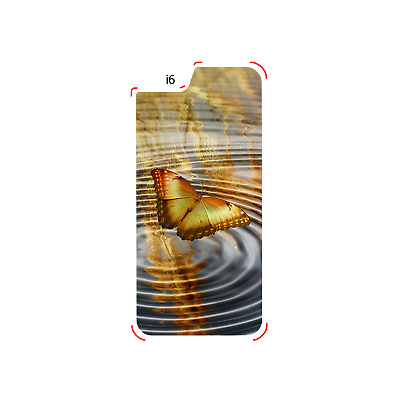 AU11.50 • Buy Hard Case Phone Cover For Oppo A59 F1s, R9s, R9s Plus - Butterfly Perfect Y00034