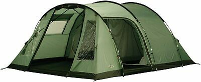 Vango Icarus 600 Family Tent (6 Person), Moss Green. TEFICARUSM26181 • 185£