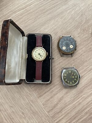 Old Watches Spares Or Repairs  • 140£