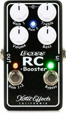 Xotic Bass RC Booster V2 Pedal • 125.27£