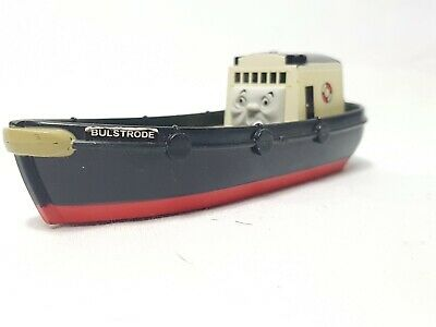 £24.99 • Buy  BULSTRODE Thomas & Friends Trackmaster Railway Boat Barge TOMY 1999 Wheels Rare
