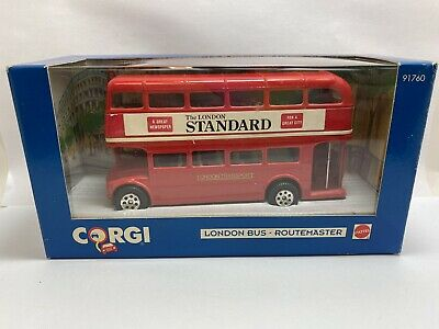 $ CDN10.03 • Buy Corgi 91760 London Bus- Routemaster- The London Standard Double Decker Die Cast