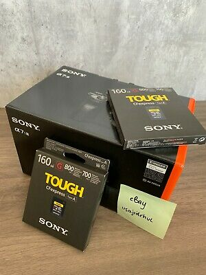 $ CDN7430.99 • Buy NEW Sony A7S III Package! A7S3/4K 120P/ProRes/ A7Siii & 2x CFExpress A 160GB 2/2