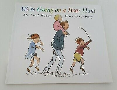 £2.99 • Buy We're Going On A Bear Hunt By Michael Rosen (2016, Paperback)