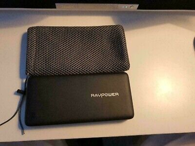 AU31.23 • Buy Ravpower Powerbank USB USB 2.0 26800 MHa Akku Mobiler Akku