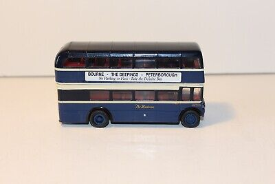 $ CDN25.77 • Buy Corgi Bus AEC Routemaster Double Decker Delaine 1:76 Unboxed