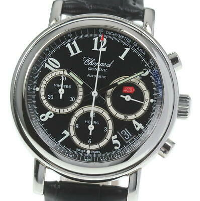 £1585.28 • Buy Chopard Mille Miglia 8331 Chronograph Black Dial Automatic Men's Watch_561329