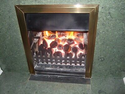 Tortoise Firebox Real Open Fire , Burns Logs And Solid Fuel (Flamewave Fires) • 30£