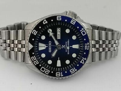 $ CDN121 • Buy Lovely Save The Ocean Mod Seiko 7s26-0020 Skx007 Automatic Mens Watch 741568