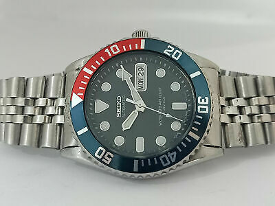 $ CDN81.01 • Buy Seiko Diver 7s26-0040 Skx033j (japan) 10bar Automatic Men's Watch S.n 780473