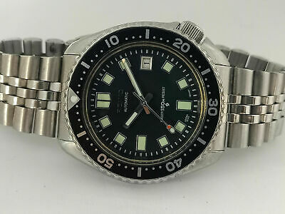 $ CDN141.33 • Buy Vintage Seiko Diver 6309-729a 6105 Apocalypes Mod Automatic Mens Watch 720775
