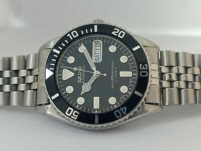 $ CDN124.45 • Buy Pre-owned Seiko Diver 7s26-0050 Skx023 10bar Automatic Men's Watch S.n 781206