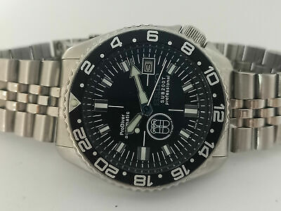 $ CDN41.37 • Buy Lovely Prodiver Black Face Mod Seiko Diver 7002-7000 Automatic Mens Watch 610863