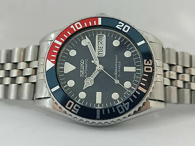 $ CDN96.52 • Buy Pre-owned Seiko Diver 7s26-0050 Skx025j 10bar Automatic Men's Watch S.n 764067