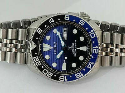 $ CDN27.58 • Buy Vintage Seiko Diver 6309-7290 Save The Ocean Face Mod Automatic Men Watch 747745