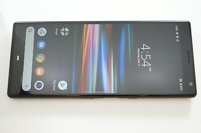 AU178.73 • Buy Sony Xperia 10 PLUS I3223 64GB SINGLE SIM UNLOCKED USED CONDITION