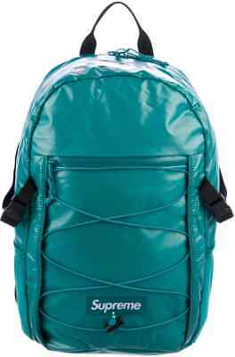 $ CDN257.35 • Buy Authentic New Supreme FW17 Backpack Dark Teal