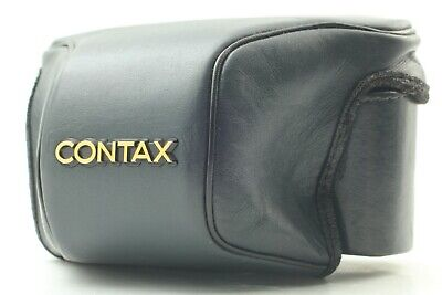 $ CDN75.18 • Buy [EXC+++++] Contax Leather Case GC-111 For Contax G1 Kyocera From Japan #K22A