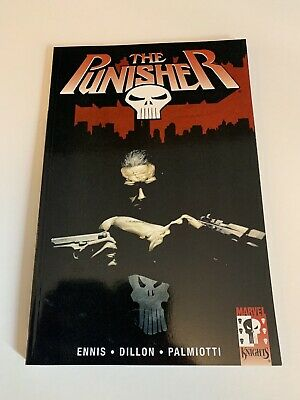 Marvel - Punisher : Army Of One - Graphic Novel - Ennis Dillon Palmiotti As New • 5£