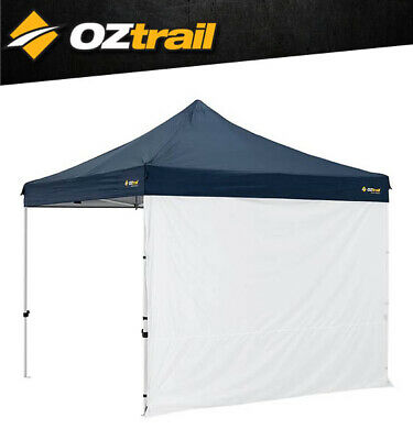 AU39.99 • Buy Oztrail Gazebo Solid Wall 3.0 Side Attachment White Camping Outdoors