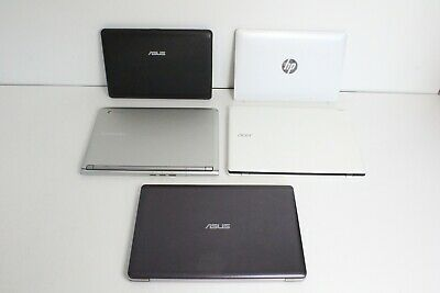 $ CDN272.68 • Buy Job Lot 5 Laptops 2x Asus, HP, Samsung, Acer For Parts Or Spares