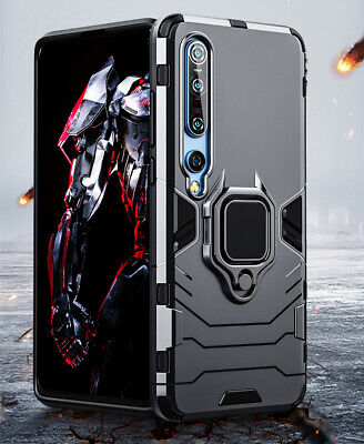AU15.50 • Buy For Xiaomi Redmi 9/9T Note 9T (5G) Case Note 9 Pro Cover Metal Ring Stand Armor