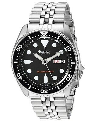 $ CDN617.97 • Buy Seiko Diver's Automatic Black Dial Stainless Steel Men's Watch SKX007K2