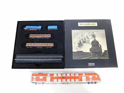 AU43.61 • Buy CA809-0, 5 #Minitrains Z Gauge Dummy-Dampflok Mallard World Record Train Mint+