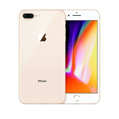 NEW Apple IPhone 8 Plus | 64GB | GOLD | Unlocked | A1905 | 97% Batt • 247£