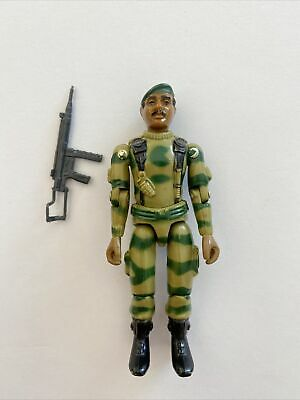 $ CDN50.21 • Buy GI Joe Vintage 1982 Ranger Stalker V1 Straight Arm Complete Hasbro Original Lot