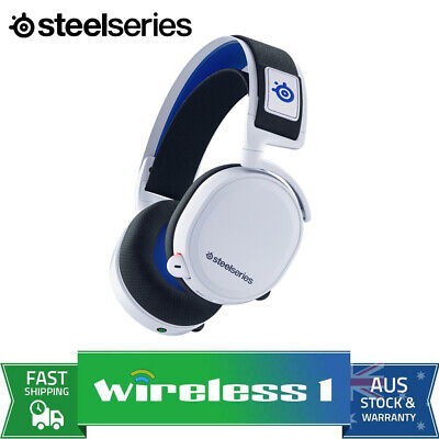 AU309 • Buy SteelSeries Arctis 7P Wireless Gaming Headset White For PlayStation