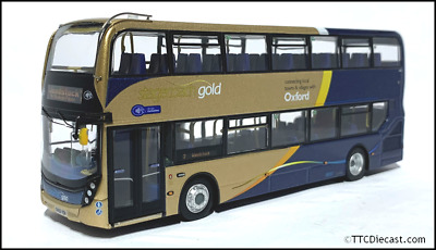 £49.49 • Buy NORTHCORD UKBUS6519 ADL Enviro 400 Stagecoach Gold - Oxford, 1/76 Scale