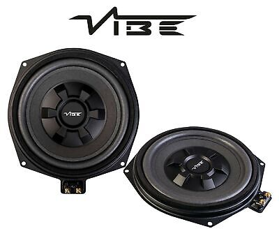 £167.99 • Buy Vibe OPTISOUND 8  20cm 345w Underseat Subwoofer Upgrade For BMW 1 Series F20 F21