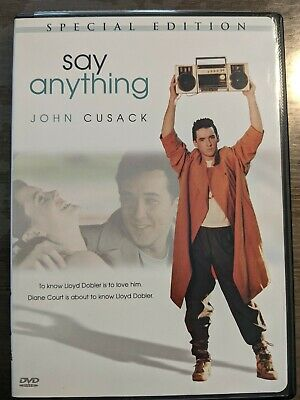 AU9.16 • Buy Say Anything * John Cusack * DVD 2001 * Special Edition  * New / Sealed