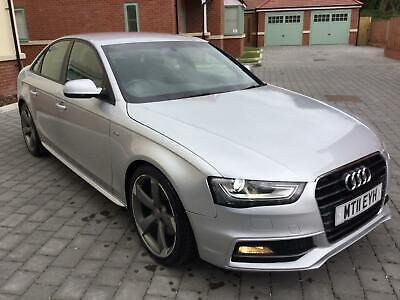 2011 Audi A4 2.0tdi S-line Black Edition , F.s.h , Great Specification, Px  • 5,999£