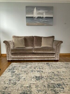 3 Piece Suite Sofas Couch Armchair • 600£