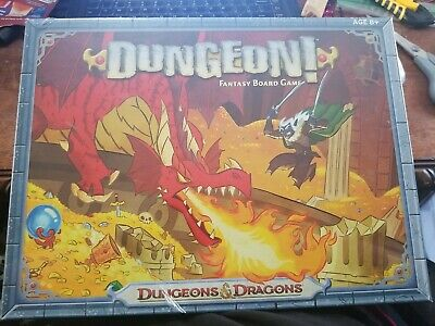 AU26.73 • Buy Dungeons And Dragons Dungeon! Fantasy Board Game New